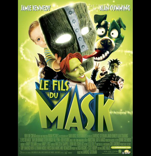 """""""Le fils du Mask"""", la preuve qu'on fait un meilleur film avec Jim Carrey... que sans lui."""