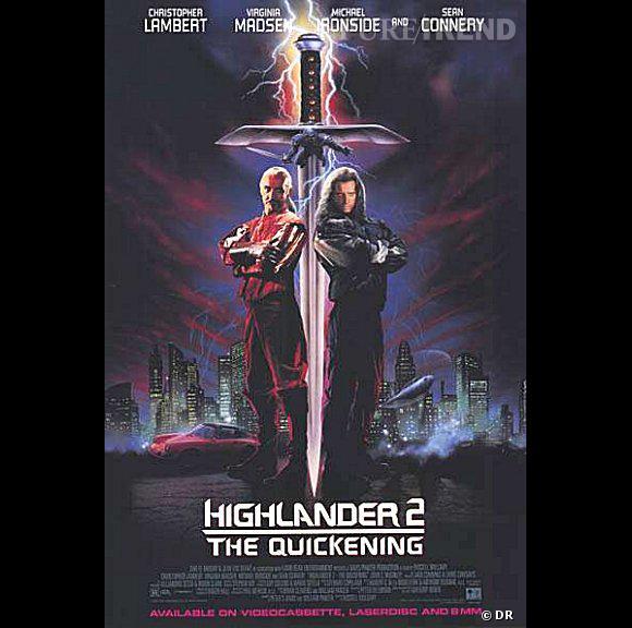 """""""Highlander 2"""" surnommé à sa sortie par un critique """"high-glandeur"""". On comprend bien."""