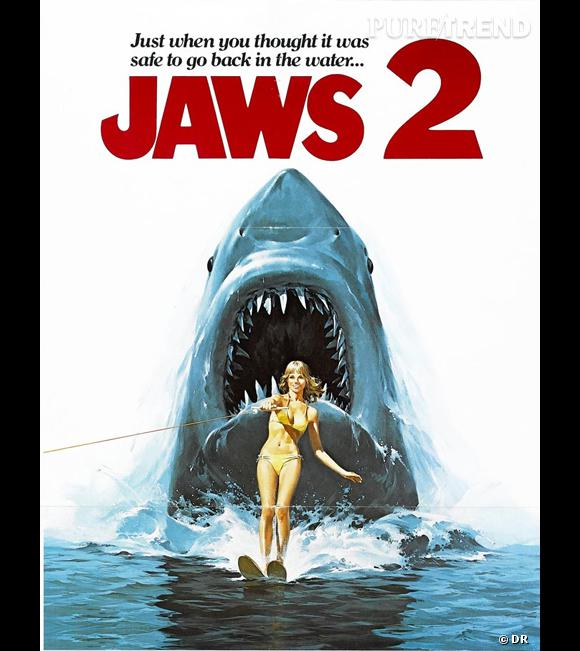 """""""Les dents de la mer 2"""".... difficile de faire mieux que le premier."""