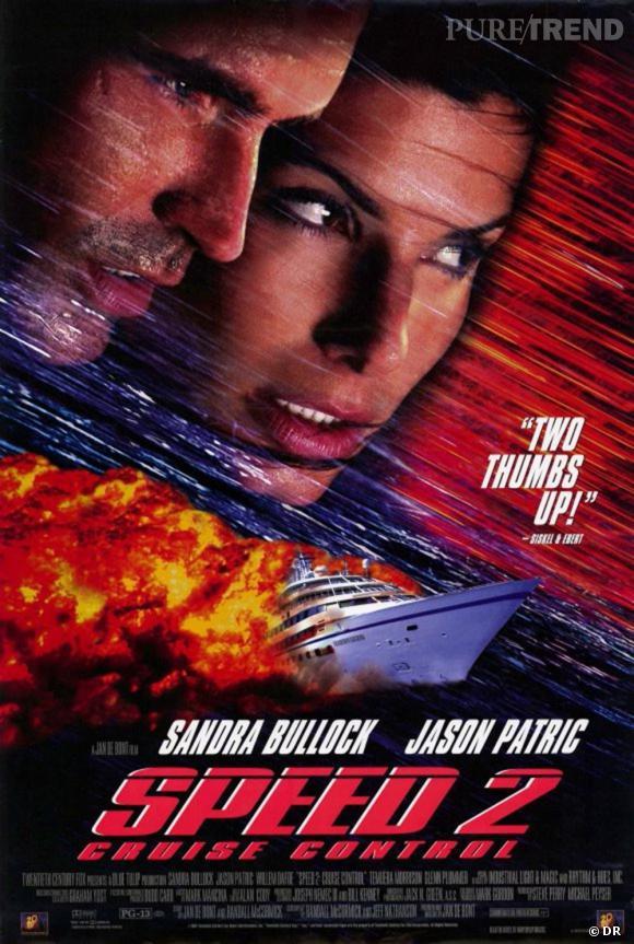 """""""Speed 2"""" : Mais où est passé Keanue Reeves ? L'une des pires suites de film de ces dernières années."""
