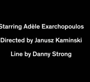 Adèle Exarchopoulos, l'une des actrices de 2013 pour New York Times Magazine.
