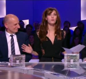 Doria Tillier : sa Miss France 2014, c'est Augustin Trapenard !
