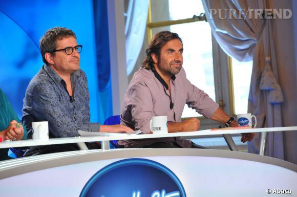 """André Manoukian est le seul membre du jury de """"Nouvelle Star"""" qui est là depuis le début de l'émission."""