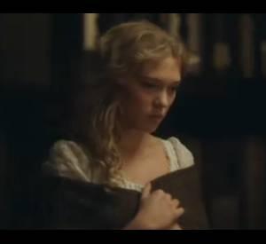 """""""La Belle et la Bête"""" : première bande-annonce avec Léa Seydoux et Vincent Cassel."""