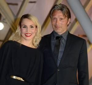 Noomi Rapace et Mads Mickelsen au Festival de Marrakech, pour l'hommage au cinéma scandinave.
