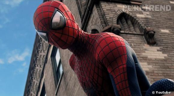 """À quelques mois de la sortie officielle de """"The Amazing Spider-Man 2"""", Sony Pictures vient de dévoiler la première bande-annonce du film, très attendu par les fans."""