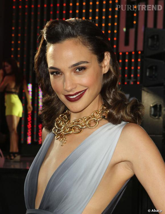 Gal Gadot, a participé au concours de Miss Univers sans toutefois se classer.