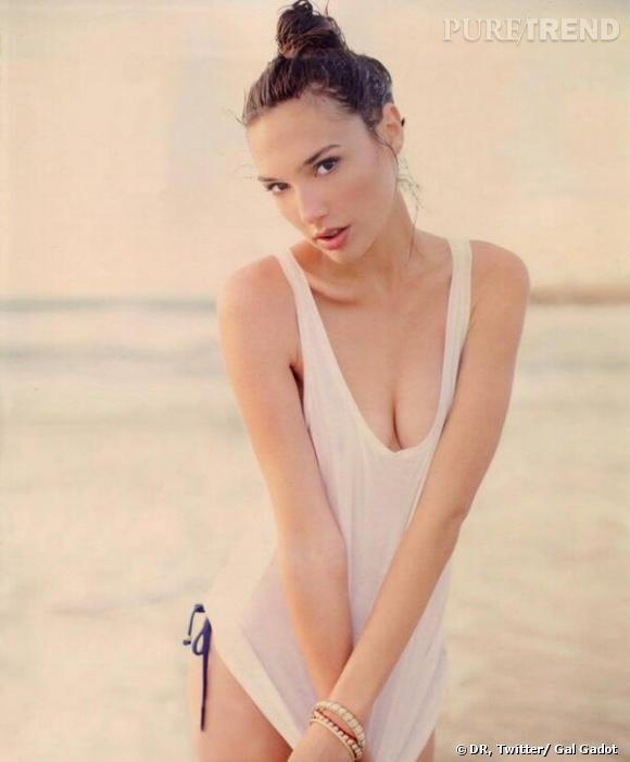 Gal Gadot très sexy sur Twitter...