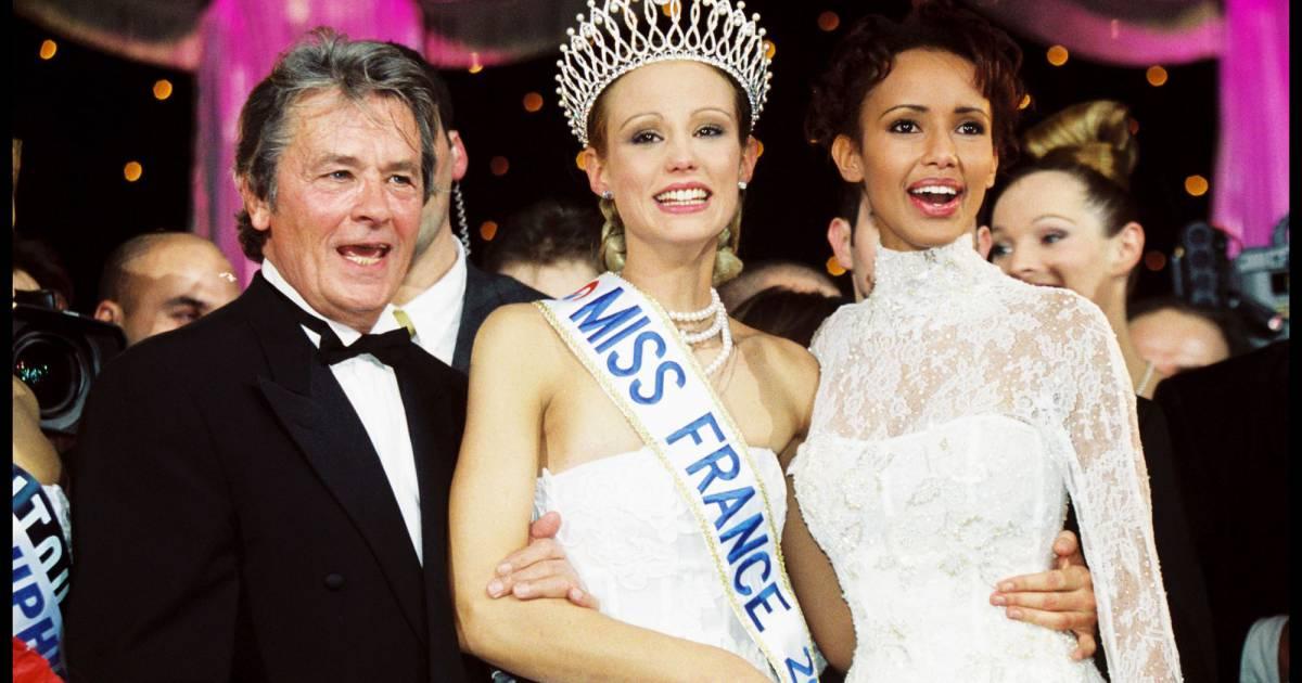 Lodie gossuin miss france 2001 puis miss europe - Elodie gossuin miss france ...