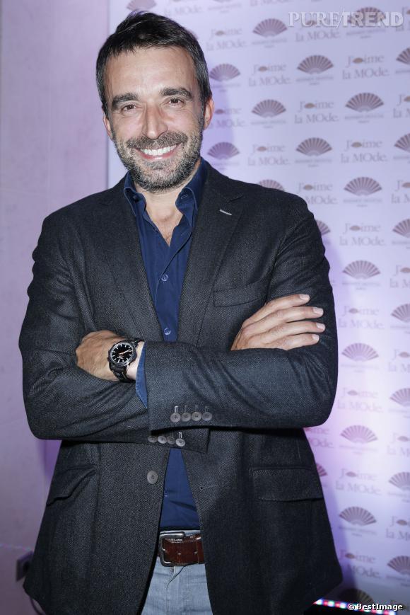 Clément Miserez, le mari d'Alessandra Sublet. Il est le producteur de Belle et Sébastien et il sera l'invité de sa femme sur le plateau de C à vous ce mardi 10 décembre.