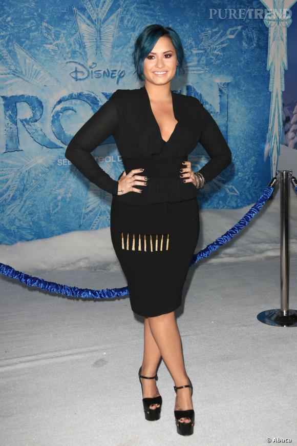 Dans une interview accordée à Access Hollywood, Demi Lovato se confie sur ses addictions à la drogue et à l'alcool.