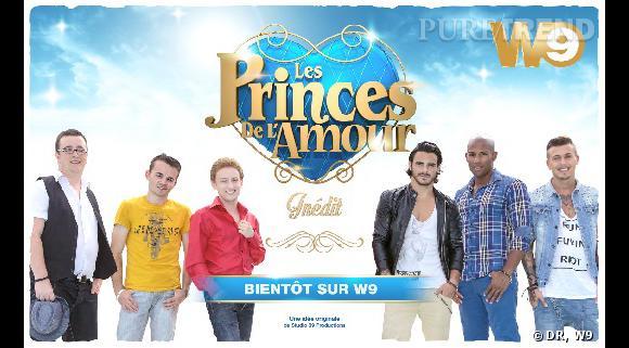 Les Princes de l'amour débarque bientôt sur W9.