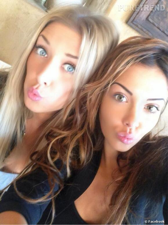 Nabilla à un rêve : ressembler à Kim Kardashian. Du coup elle a éclairci ses cheveux, comme son idole.