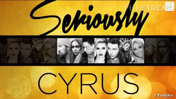"""Les Cyrus débarquent sur Youtube avec la chaîne """"Seriously Cyrus"""", cachez vos enfants."""