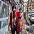 The Tehran Times  offre une tribune aux modeuses de Téhéran.