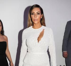 Kim Kardashian : la même robe de mariée que Kate Middleton ? Copieuse !