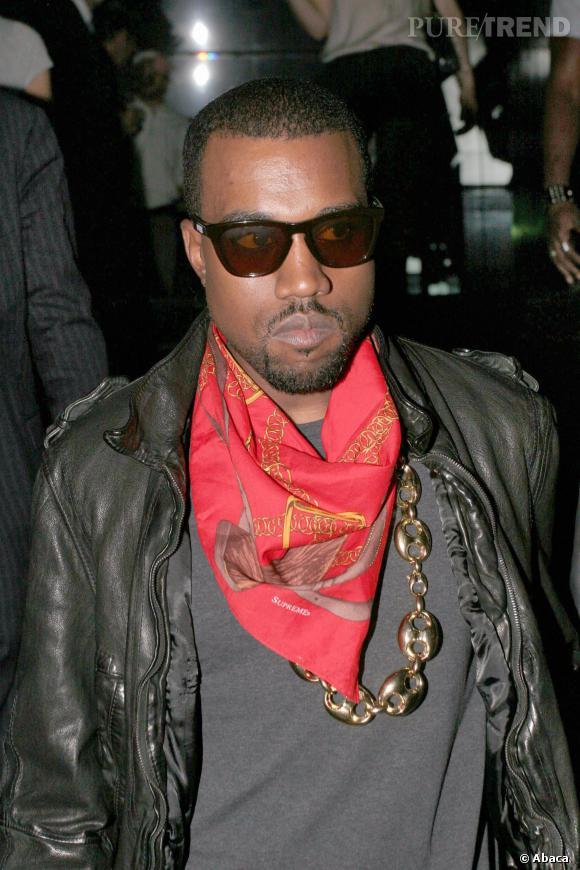 Kanye West énerve aussi. Il occupe la troisème place du podium.