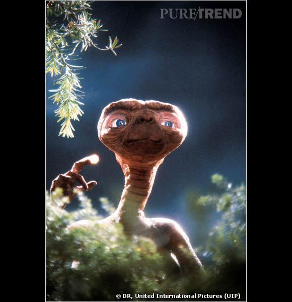 5 choses que vous ne saviez peut-être pas sur E.T. l'extra-terrestre.