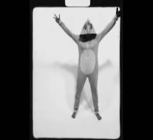 2013 fut aussi l'année du Twerk, ici avec Miley Cyrus en costume de licorne.
