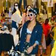 River Island :  Pour avoir le style de Rihanna c'est facile, il suffit d'acheter River Island !