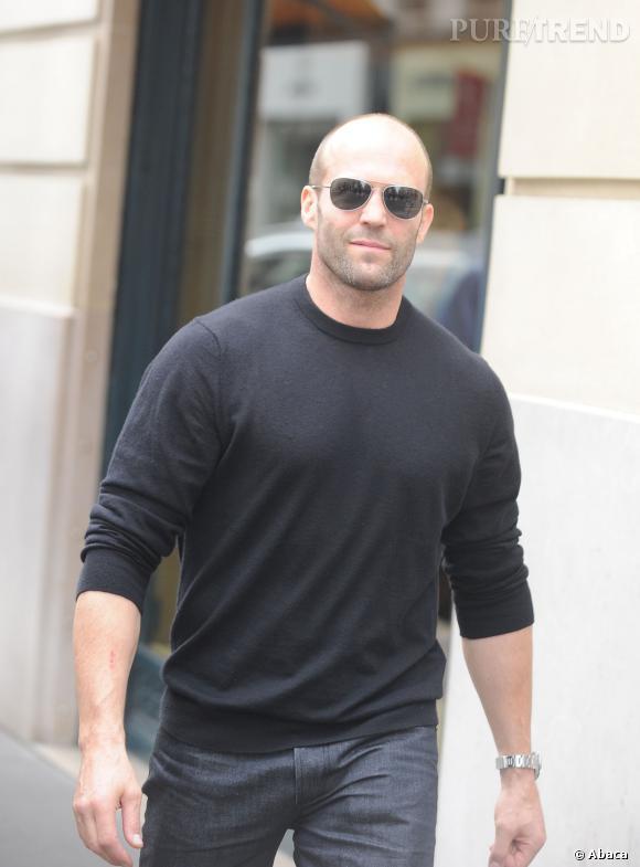 Populaire Jason Statham, Harry Roselmack : quand la calvitie rend sexy LK37