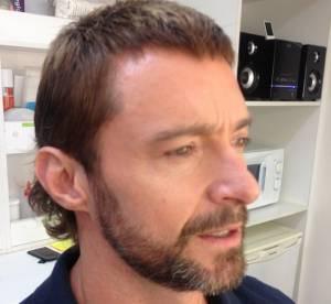 Hugh Jackman : zéro sex-appeal  avec sa coupe mulet