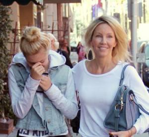 Heather Locklear : sa fille Ava cache-t-elle un nez refait ou un gros rhume ?