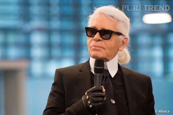 Karl Lagerfeld va travailler comme décorateur pour l'Hôtel de Crillon.