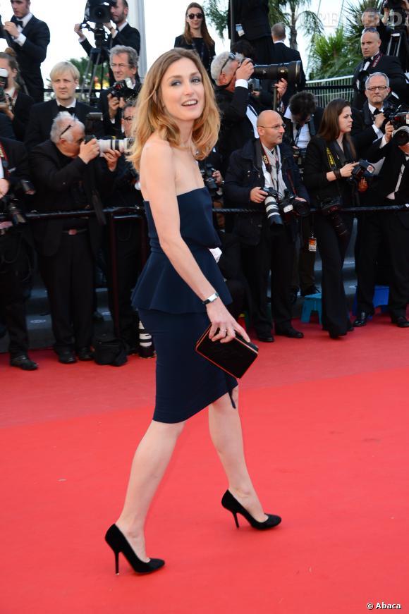 Julie Gayet au Festival de Cannes 2013.