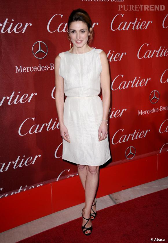 Julie Gayet au Festival du Film de Palm Springs en 2012.