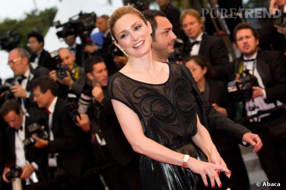 Julie Gayet au Festival de Cannes 2012.