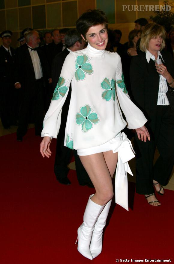Julie Gayet au Festival de Cannes en 2003.