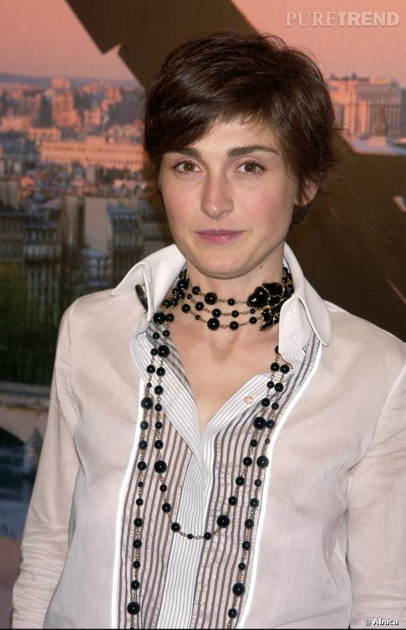Julie Gayet au Grand Rex en 2003.