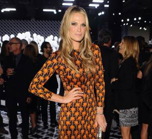 "Molly Sims au vernissage de l'exposition ""Journey of a Dress""."