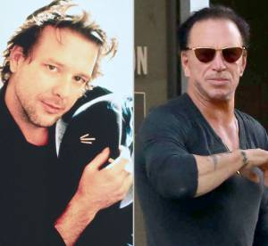 Mickey Rourke, de nouveau méconnaissable : sa transformation en 15 photos