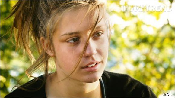 """Adèle Exarchopoulos pour le film """"La vie d'Adèle""""."""