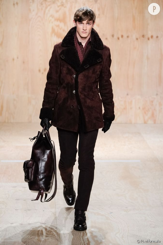 Fashion week homme automne hiver 2015 2015 d fil berluti - Style homme hiver ...