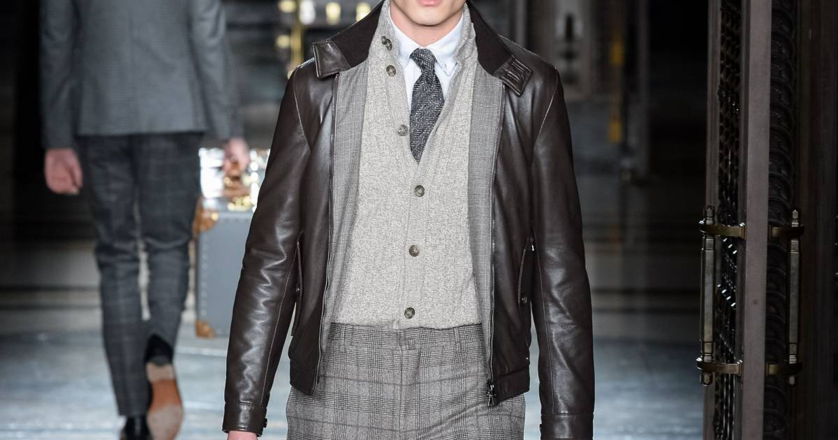 Fashion Week Homme Automne Hiver 2014 2015 D Fil Hackett