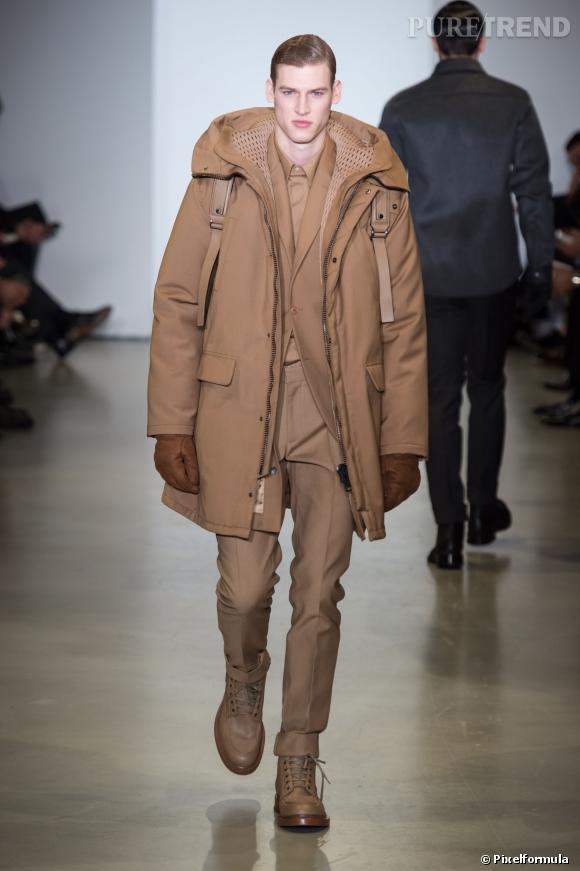 Fashion Week Homme Automne Hiver 2014 2015 D Fil Calvin Klein Puretrend