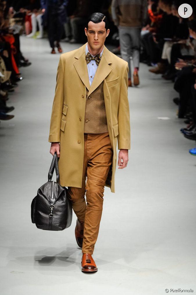 Fashion week homme automne hiver 2014 2015 d fil vivienne westwood - Style homme hiver ...