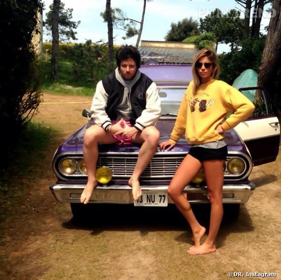 Jean Imbert et Alexandra Rosenfeld, le couple le plus adorable du PAF ?