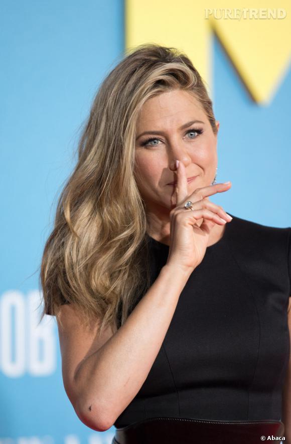 """Jennifer Aniston jouera une scène très hot avec une femme dans """"Comment tuer son boss 2"""" qui sortira l'hiver prochain."""