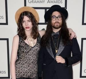 Sean Lennon et Charlotte Kemp, couple le plus cool des Grammy 2014