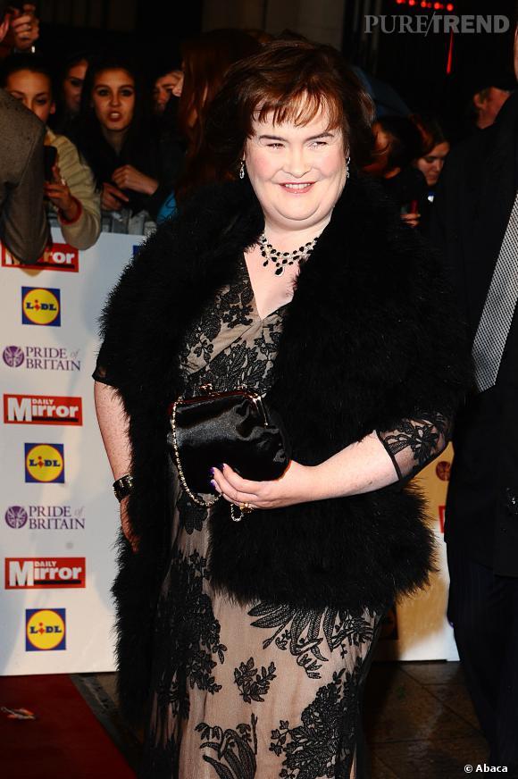 Susan Boyle, la millionnaire bientôt caissière ?