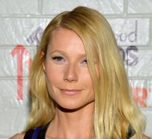 Gwyneth Paltrow sans maquillage ou presque, un effet ultra-naturel