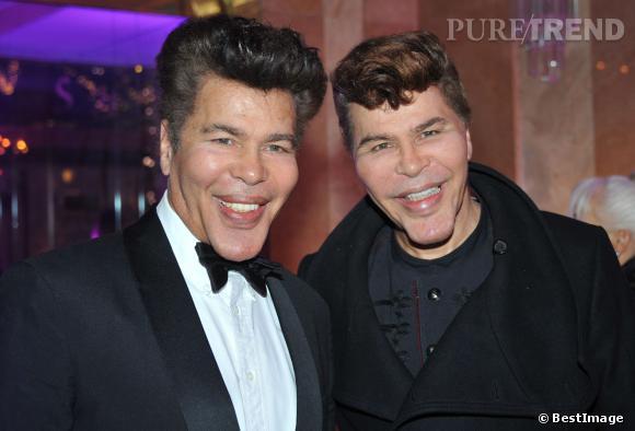 Les frères Bogdanov n'auraient jamais fait de chirurgie esthétique.