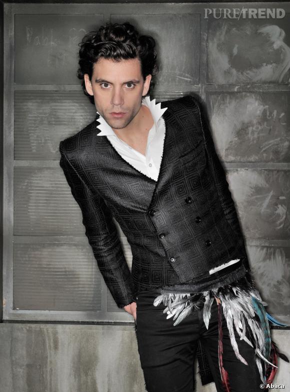 Mika, un vrai sens du style.