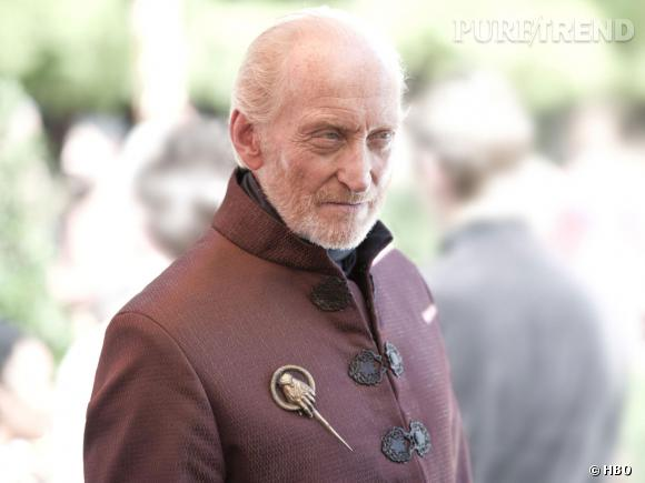 """Charles Dance (Tywin Lannister) dans """"Game of Thrones"""" saison 4."""