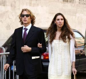 Andrea et Tatiana, couple désormais uni devant Dieu.