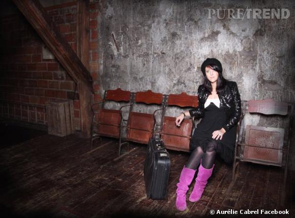 Aurélie Cabrel, la fille de Francis Cabrel sortira son second album le 28 avril 2014.